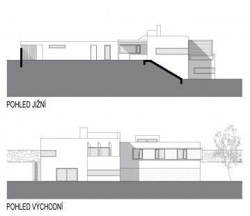 Rodinný dům Svinošice 01 - Pohledy - foto: knesl + kynčl architekti