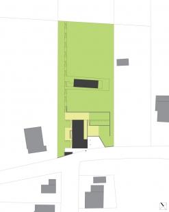Rodinný dům Kuřim 01 - Situace - foto: knesl + kynčl architekti