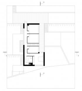 Rodinný dům Kuřim 01 - 2NP - foto: knesl + kynčl architekti