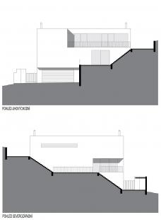 Rodinný dům Kuřim 01 - Pohledy - foto: knesl + kynčl architekti