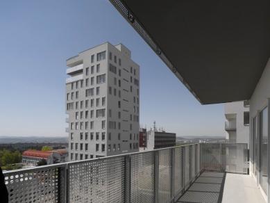 Víceúčelový komplex ORION - foto: archiv Rudiš-Rudiš architektonická kancelář