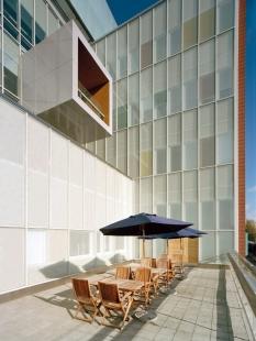 IIRIS – kancelářská budova a centrum služeb pro zrakově postižené - foto: Jussi Tiainen