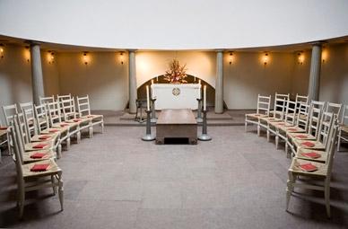 Lesní kaple