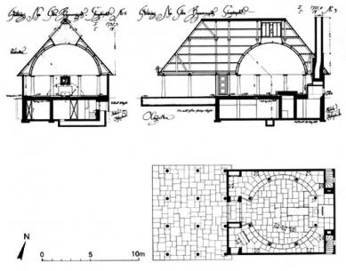 Lesní kaple - Plány