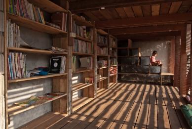 Safe Haven Library - foto: Pasi Aalto