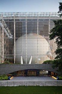 Rose Center for Earth and Space - foto: Štěpán Vrzala, 2007