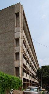 Kapitol v Čandígarhu - Nejvyšší soud - foto: © Martin Rosa, 2009