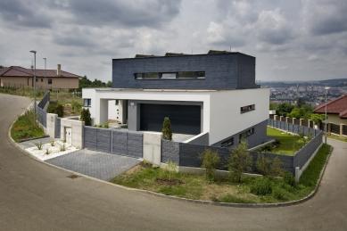 Rodinný dům Vinohrady 01 - foto: Tomáš Rasl