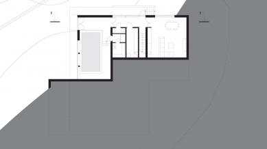 Rodinný dům Vinohrady 01 - 1PP - foto: knesl + kynčl architekti