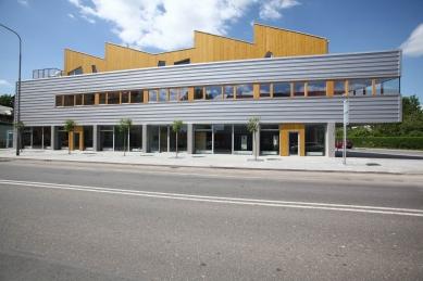 Polyfunkční dům Ostrava Vítkovice - foto: Petr Šimčík