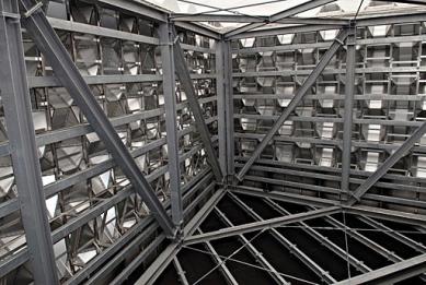 Centrum-Galerie Dresden - Konstrukce
