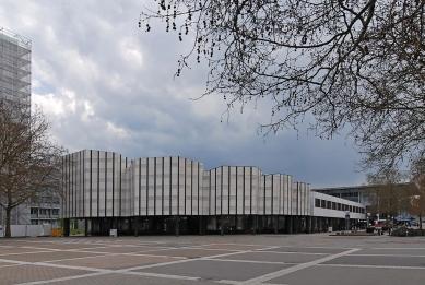 Kulturní centrum Wolfsburg - foto: Petr Šmídek, 2012