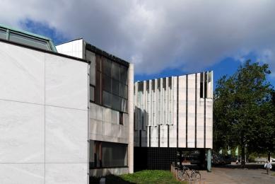 Kulturní centrum Wolfsburg - foto: Petr Šmídek, 2009