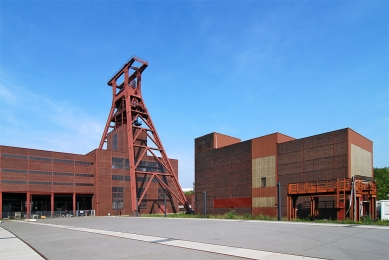 Coal Wash Plant - foto: Petr Šmídek, 2009