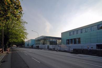 Rozšíření Folkwang-Museum - foto: Petr Šmídek, 2009