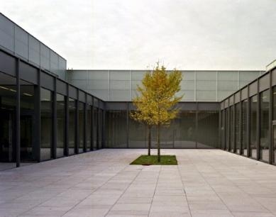 Rozšíření Folkwang-Museum - Vstupní dvůr