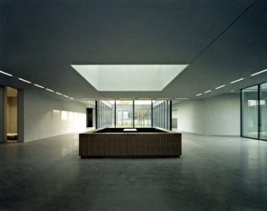 Rozšíření Folkwang-Museum - Vstupní hala