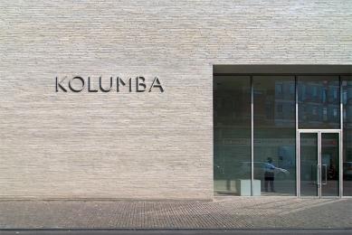 Kolumba - foto: Petr Šmídek, 2009