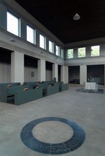 Rozšíření kláštera svatého Benedikta - foto: Petr Šmídek, 2009