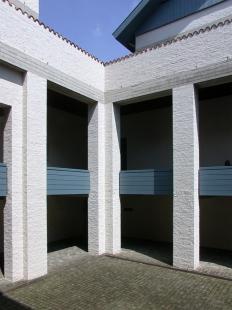 Rozšíření kláštera svatého Benedikta - foto: Petr Šmídek, 2007
