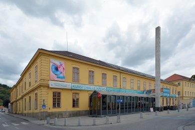 Umělecká síň v Kremži - foto: Petr Šmídek, 2015