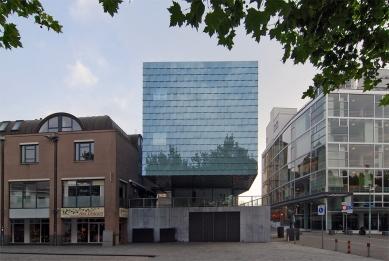 Hudební škola v Heerlen - foto: Petr Šmídek, 2009