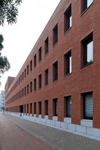 Bytový a kancelářský dům La Fortezza - foto: Petr Šmídek, 2009