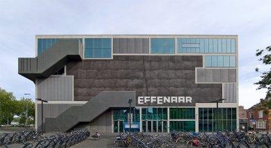 De Effenaar Pop Centre - foto: Petr Šmídek, 2009