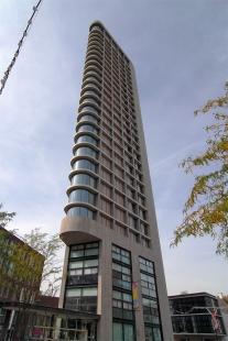Vesteda Tower - foto: Petr Šmídek, 2009