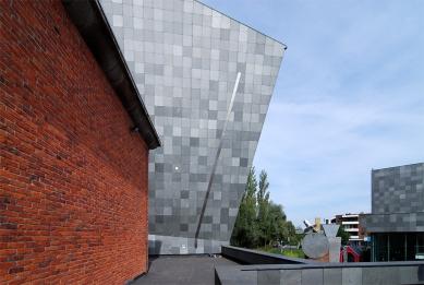 Van Abbemuseum - foto: Petr Šmídek, 2009