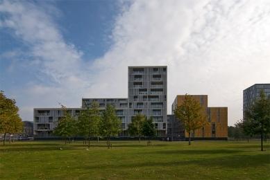 Carré Housing - foto: Petr Šmídek, 2009
