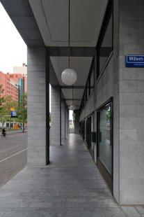 Obytný soubor De Compagnie - foto: Petr Šmídek, 2009