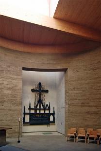 Kaple smíření - foto: Petr Šmídek, 2008