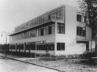 Řadové domy Erasmuslaan - Historický snímek
