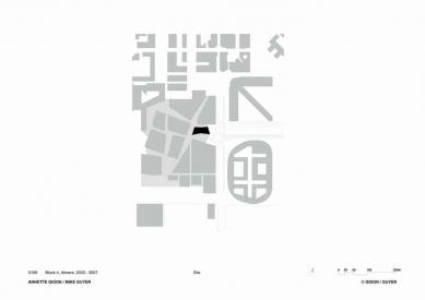 Smaragd - Situace - foto: Gigon/Guyer Architekten