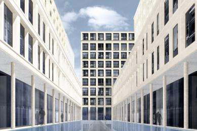 Solids Ijburg - Vizualizace - foto: baumschlager eberle