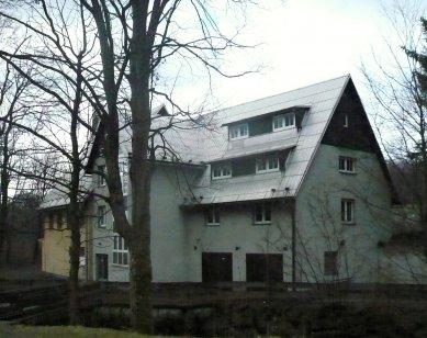 Penzion Ovečka - Původní stav