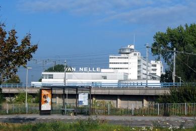 Van Nelle Factory - foto: Petr Šmídek, 2009