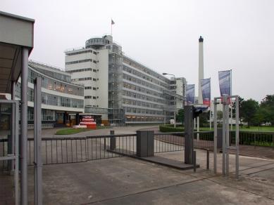 Van Nelle Factory - foto: Petr Šmídek, 2007
