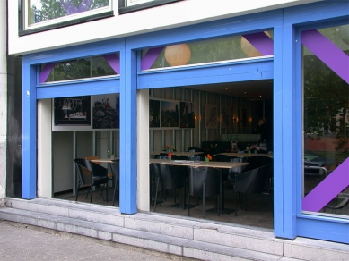 Café De Unie - foto: Petr Šmídek, 2007