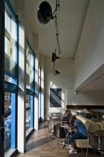 Café De Unie - foto: Petr Šmídek, 2009