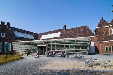 Renovation and extension Rijksmuseum Twenthe - foto: Petr Šmídek, 2009