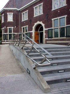 Renovation and extension Rijksmuseum Twenthe - foto: Petr Šmídek, 2003