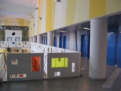 Dopravně obchodní centrum České Budějovice - foto: Jan Mahr