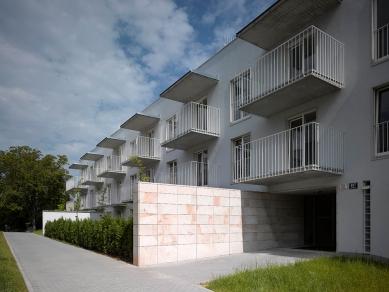 Bytové domy v Brně-Jundrově - foto: Filip Šlapal