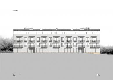 Bytové domy v Brně-Jundrově - Pohled