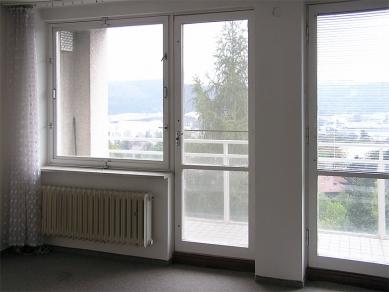 Rekonstrukce řadového rodinného domu - Původní stav - foto: Velek, Velkova, Velek Architekti