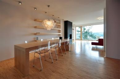 Rekonstrukce řadového rodinného domu - foto: Velek, Velkova, Velek Architekti