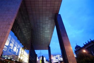 Budova Národního shromáždění - foto: Petr Šmídek, 2009