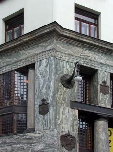 Obchodní dům Goldman & Salatsch - foto: Petr Šmídek, 2003